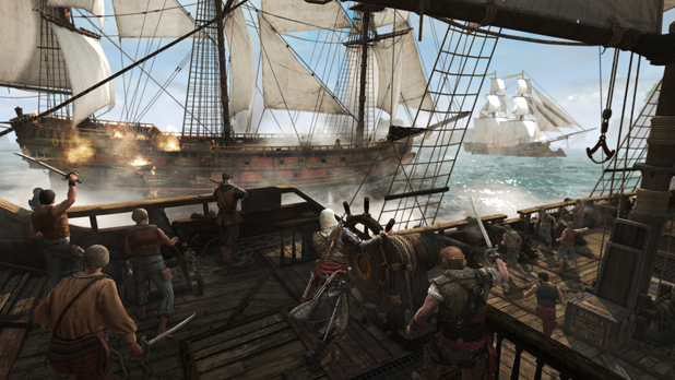 Assassin S Creed 4 Black Flag Players Need To Take Care Of Their Crew