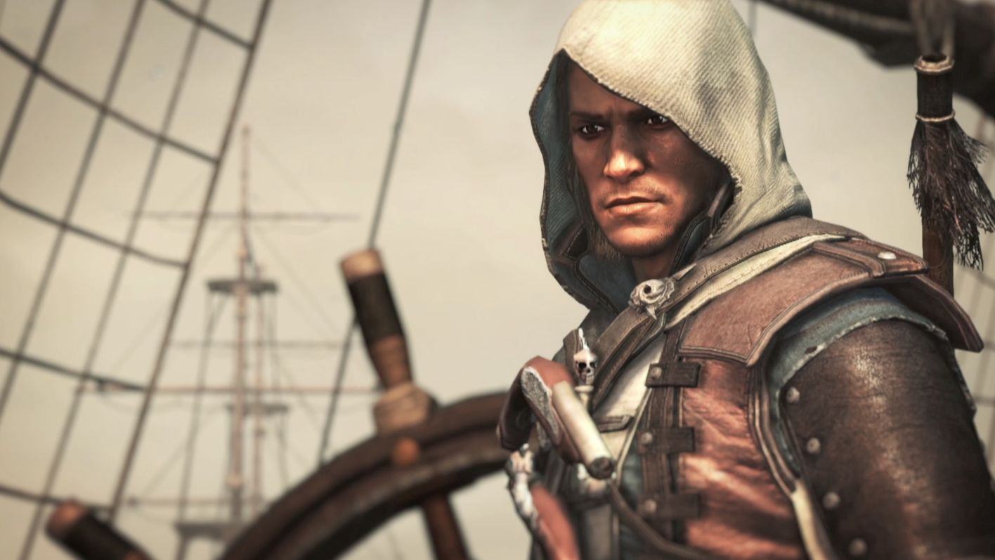 Assassin S Creed 4 Black Flag S Edward Kenway Works For Assassins