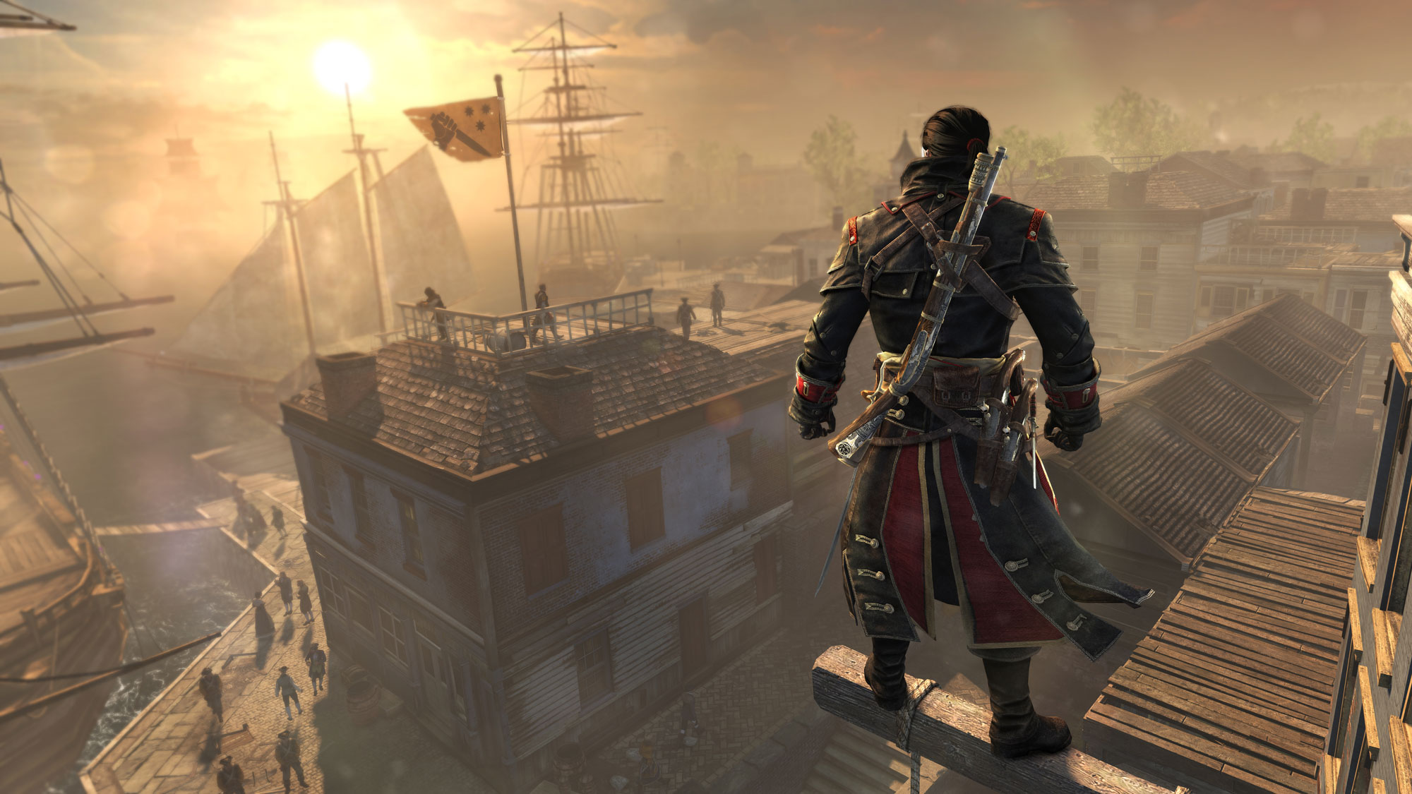 Assassin S Creed Rogue Gets A Ton Of Info On Story And Gameplay