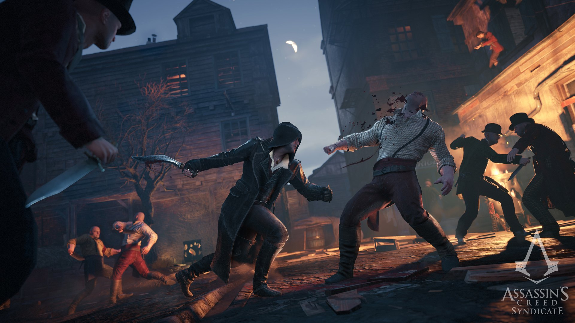 Assassin S Creed Syndicate Protagonists Jacob And Evie Get Combat Details