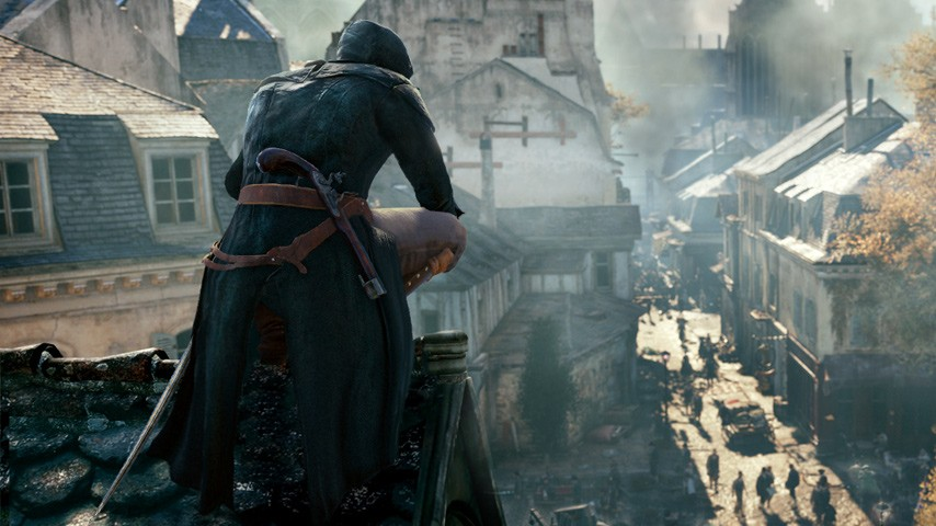 Assassin S Creed Unity Character Trailer Shows How History Is Made