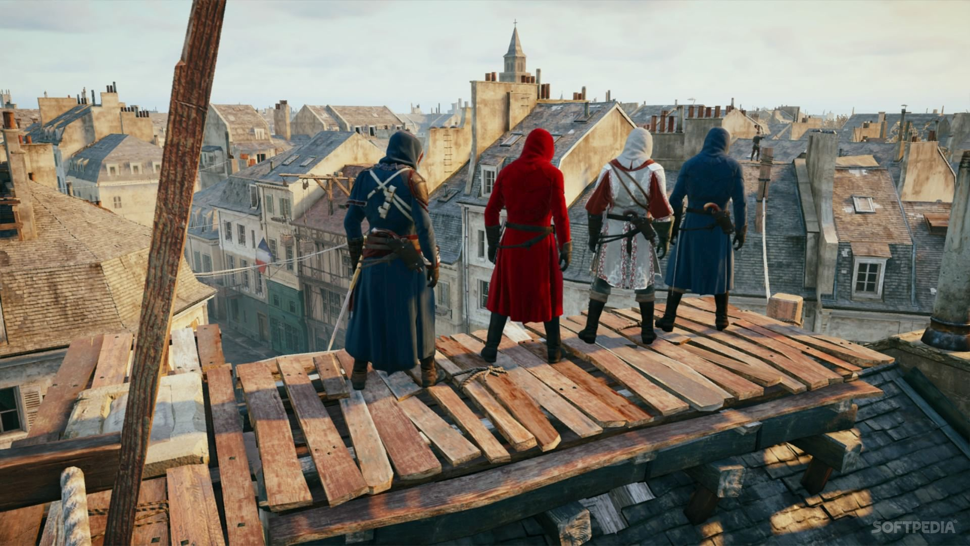 Ubisoft Details More Assassin s Creed Unity Fixes Game Rant