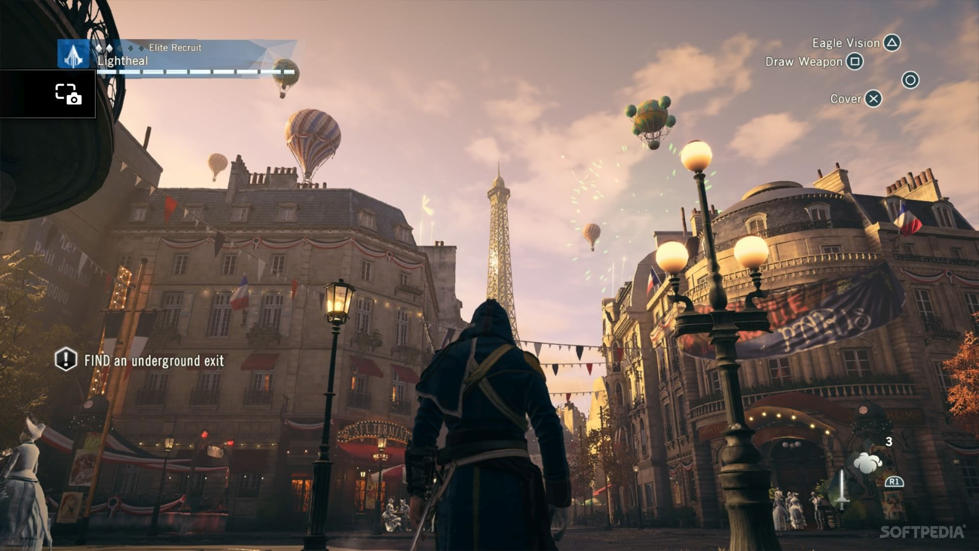 Game Discussion Assassin s Creed Unity Forum