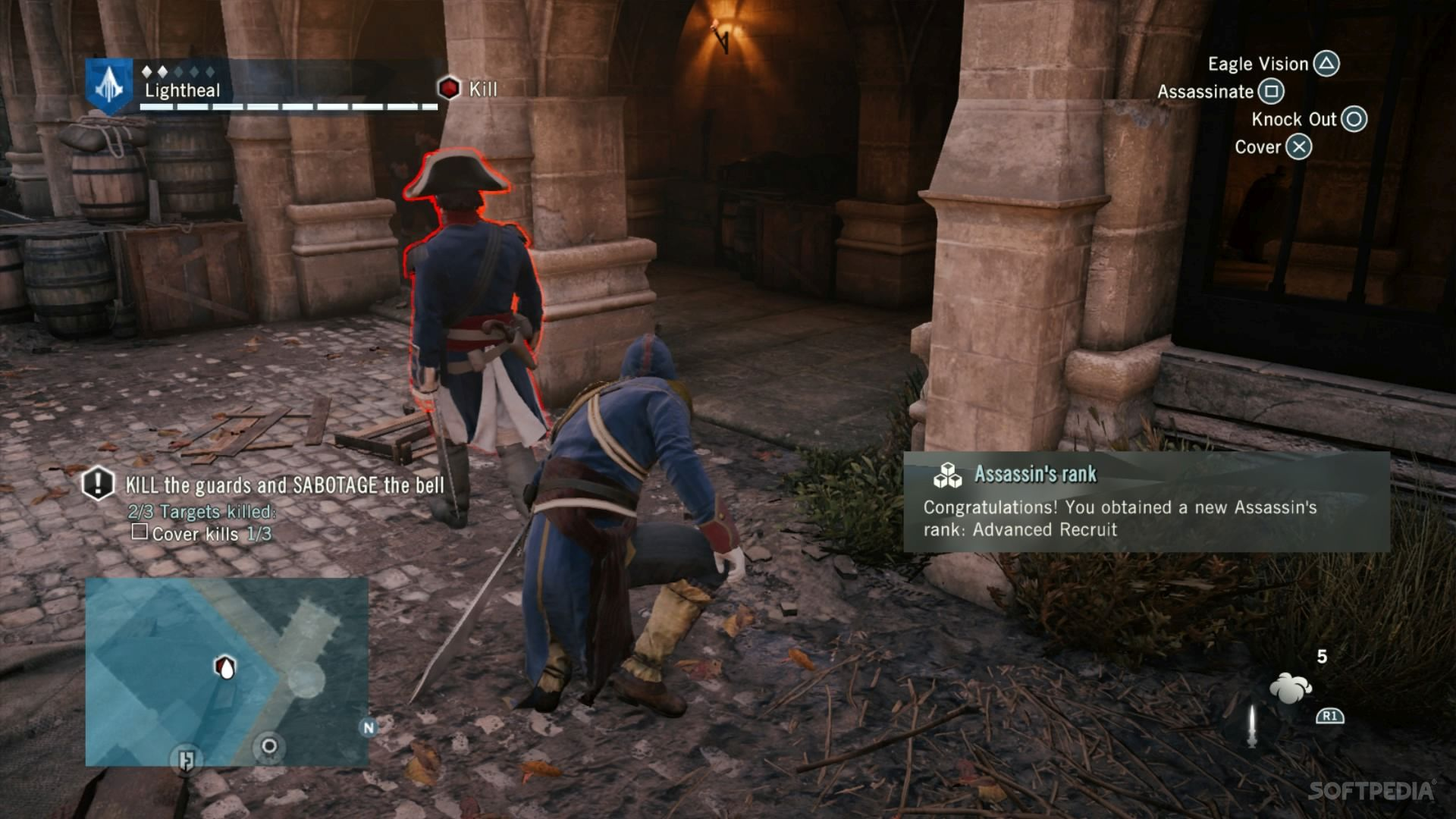 Assassin's Creed Unity Gets PS4 Patch to Fix