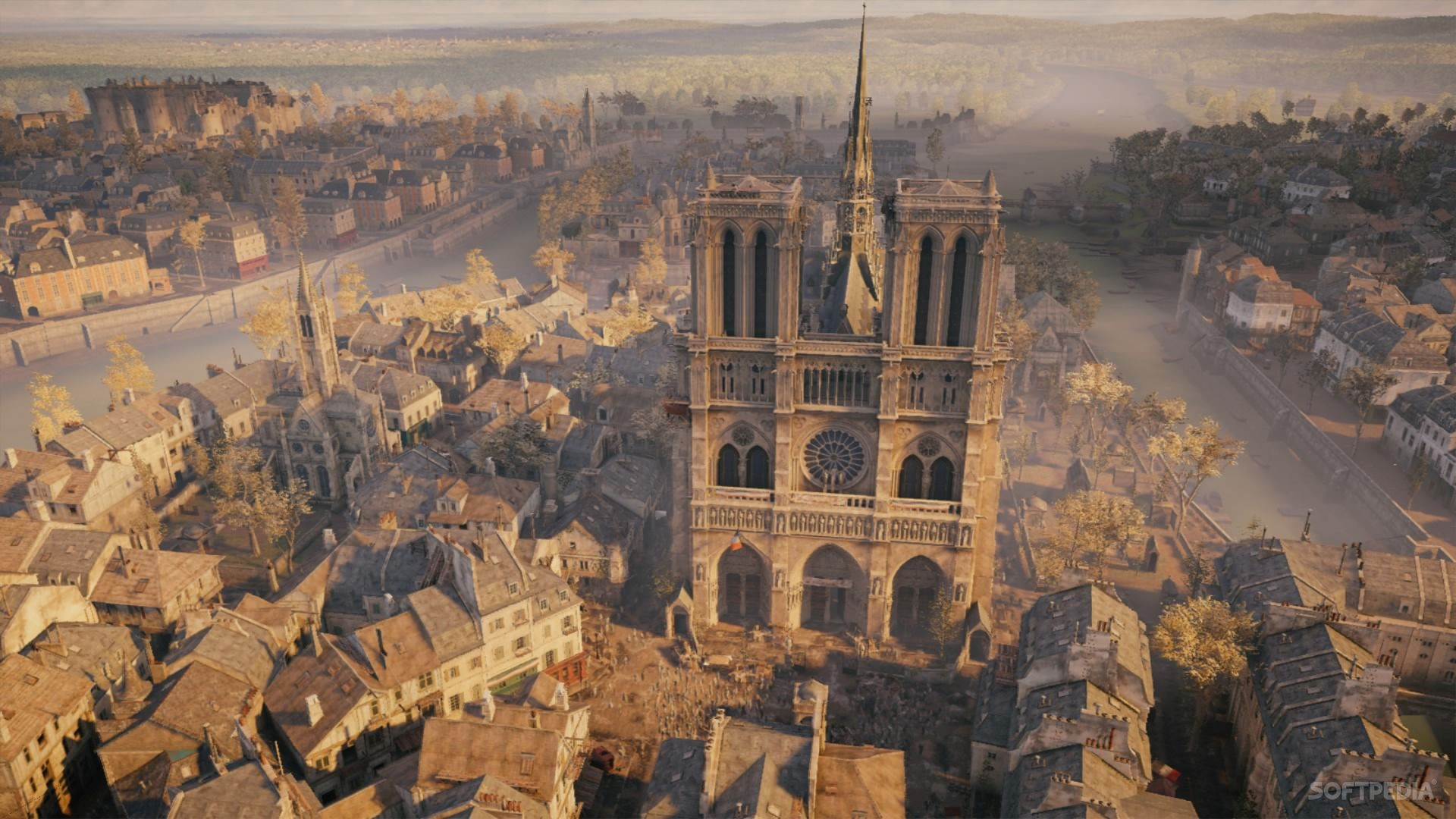 Assassin S Creed Unity Patch 4 Delayed Due To Paris Map Refurbishing