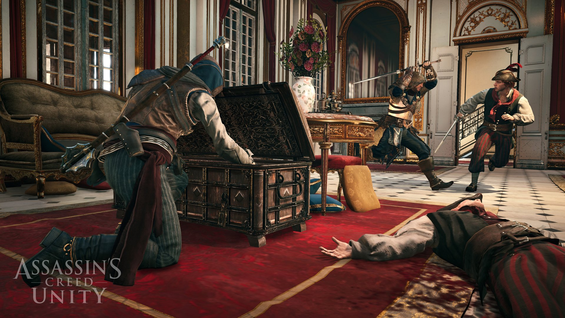 Assassin S Creed Unity Shows The Importance Of Information During