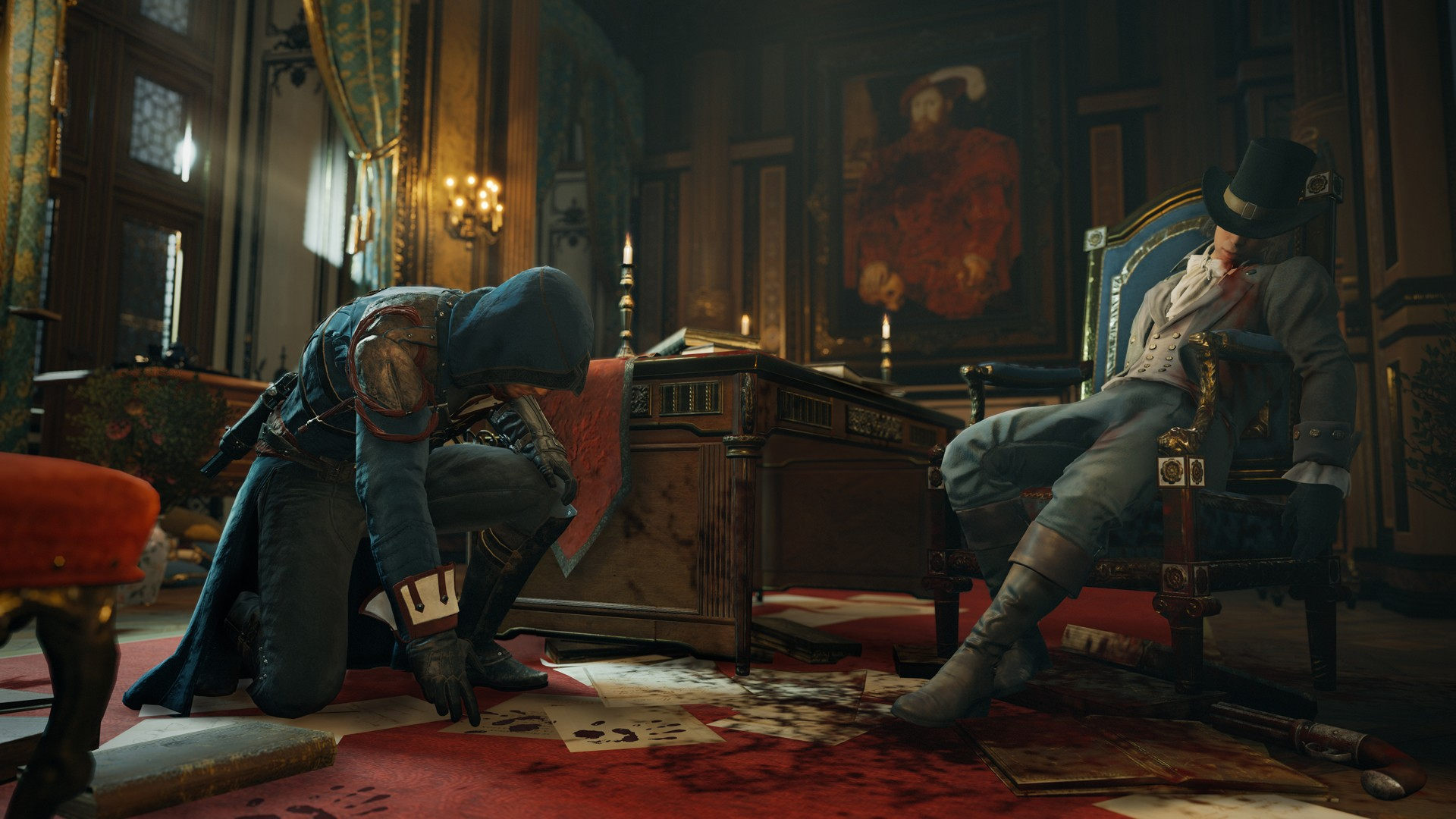 Assassin S Creed Unity Story Features Napoleon Sade More Video