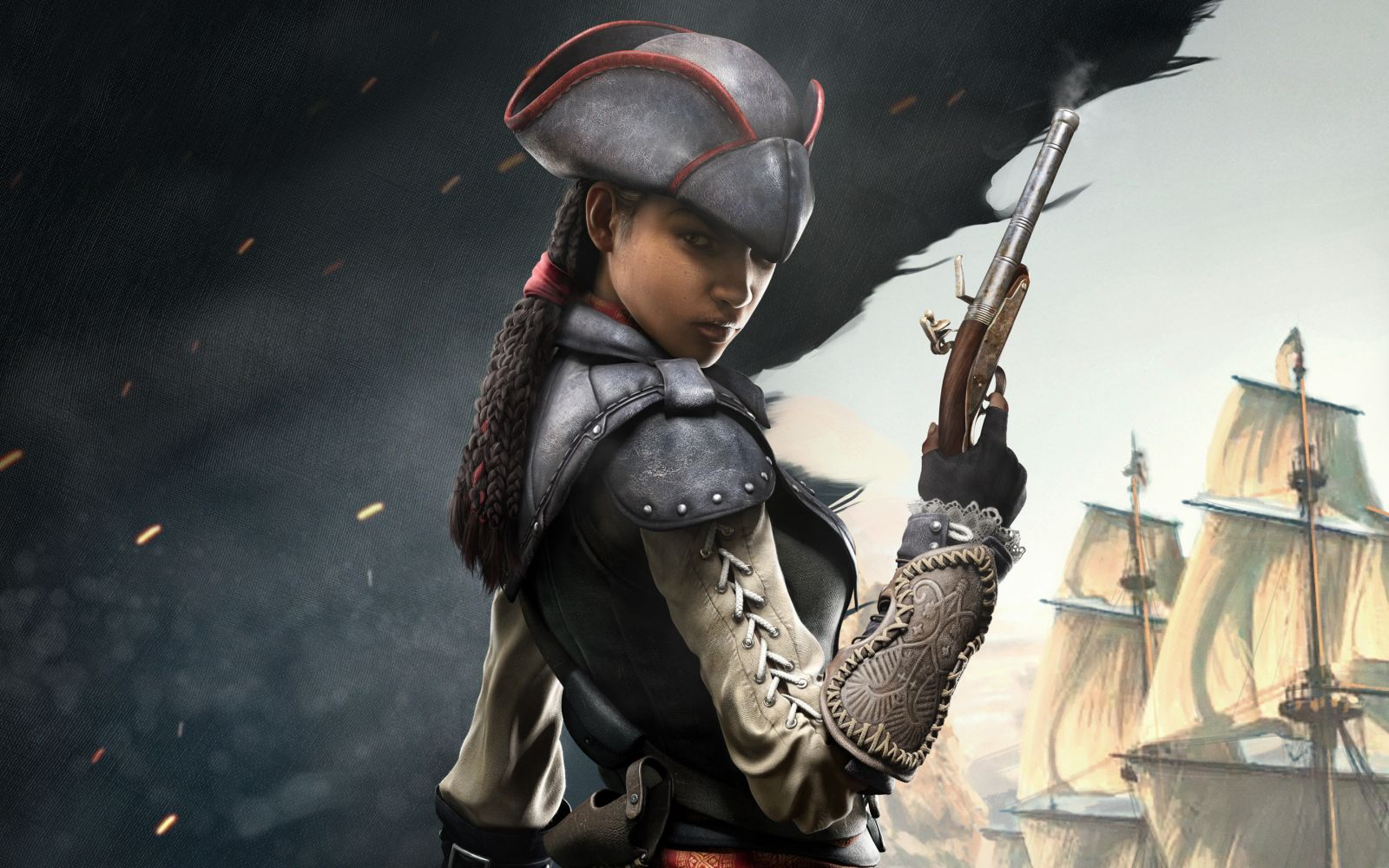 Assassin S Creed Will Include More Strong Female Characters Says