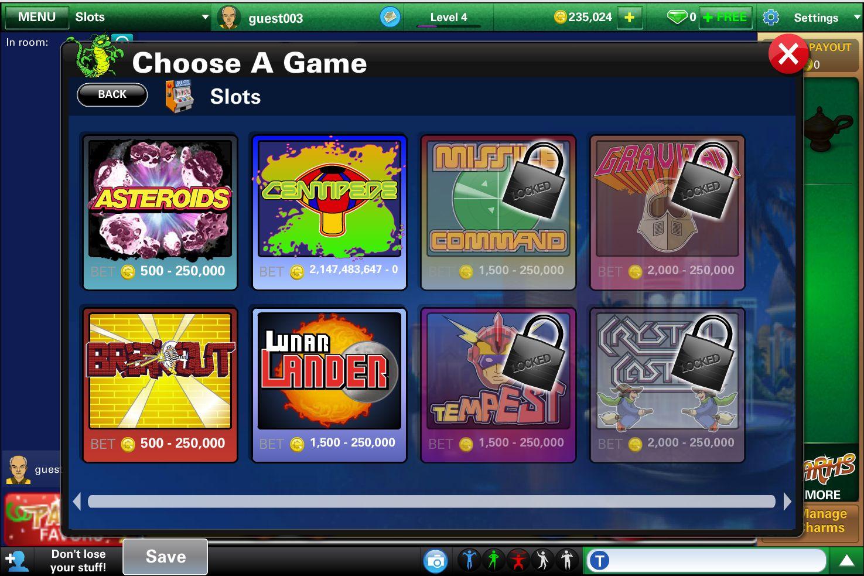 Atari Jackpots