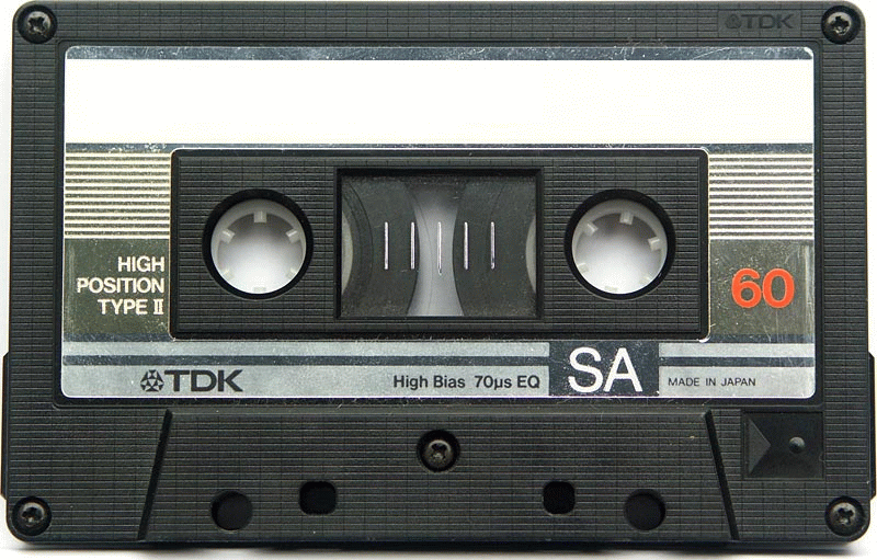 Audio Tapes Vs. HD Audio?