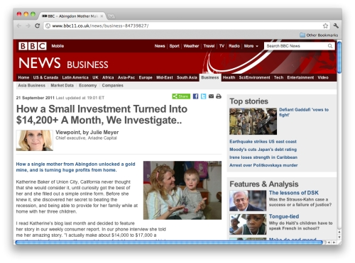 Home' Reputation Scam From In A 'make Used Money Bbc's