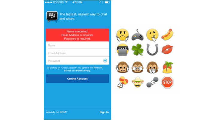BBM for Android 2 2 Now Available for Download