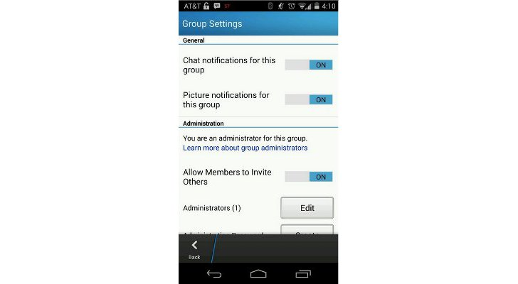 iphone not getting bbm notifications