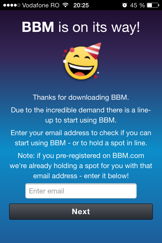 BBM for iOS, Android Now Available for Download [Update]