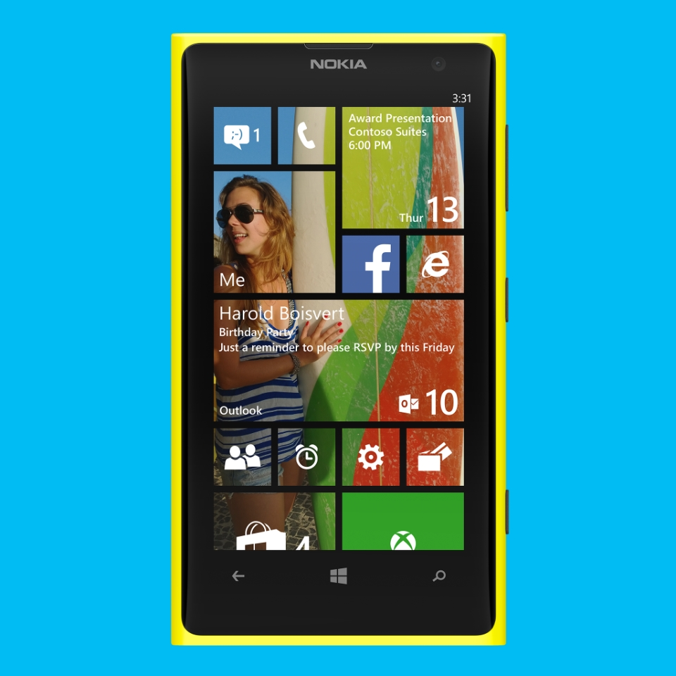 Officially Intros Windows Phone 8 1