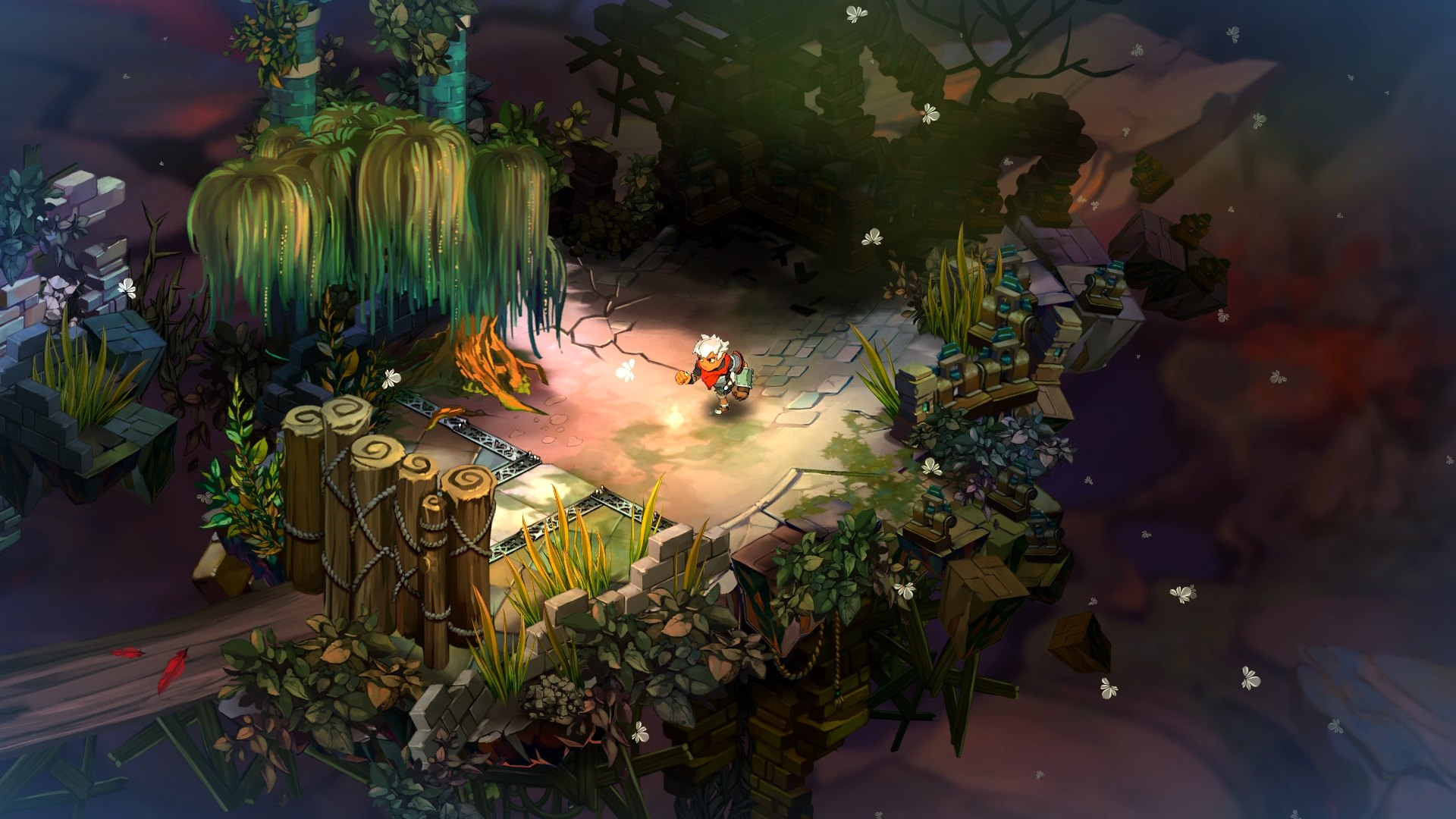 Bastion Launches Today on PS4 in North America, Soon in