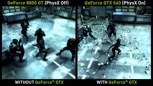 Batman: Arkham City's PhysX and DirectX 11 Features on PC Showcased