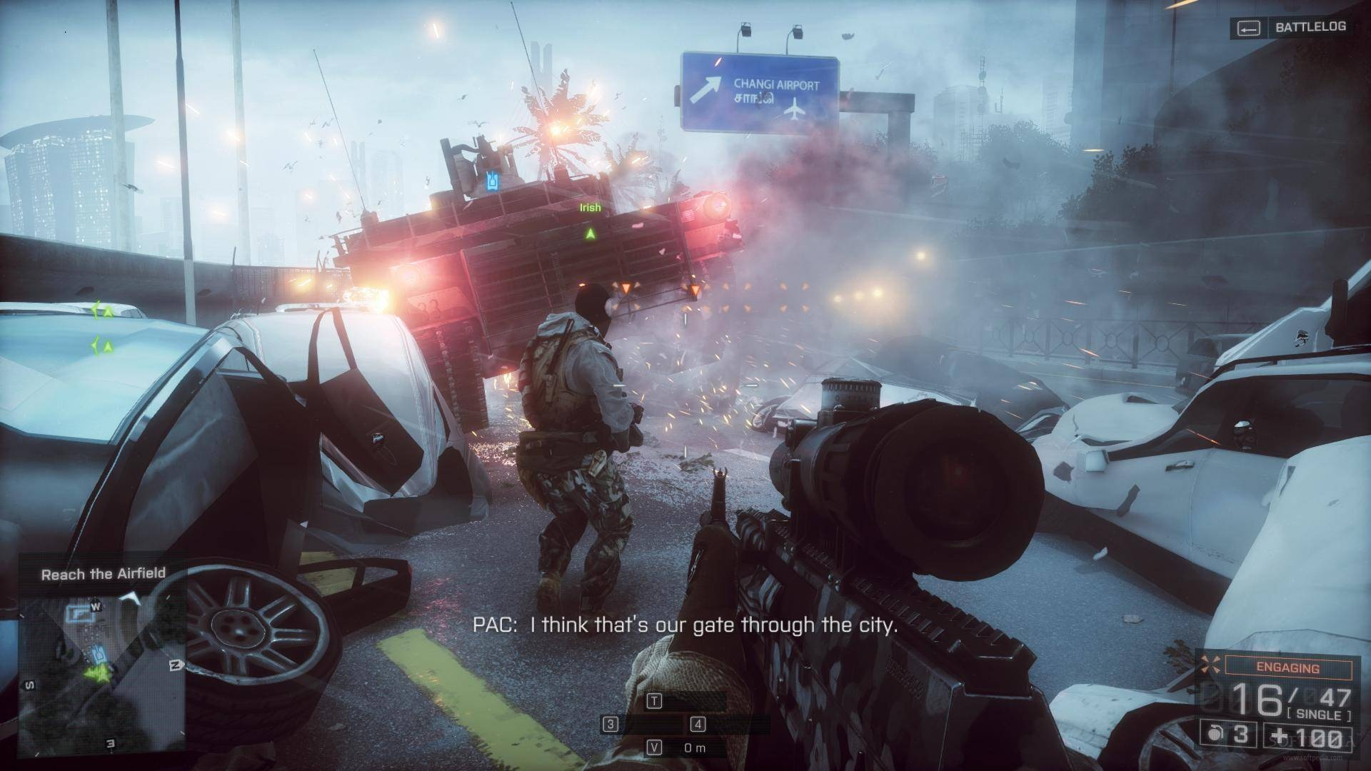 Battlefield 4 PC Update Gets Huge Changelog, Fixes Many issues and