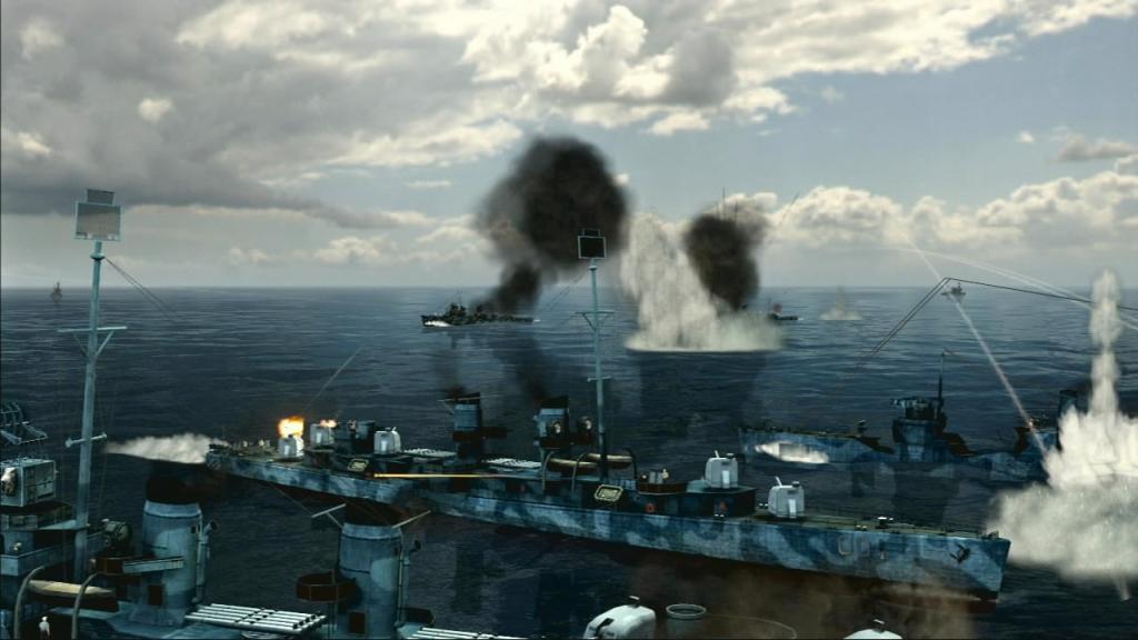Battlestations pacific dlc: carrier battles map pack the.
