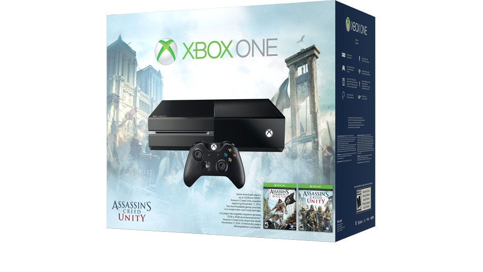 Best Buy Deal Has Xbox One Assassin's Creed Bundle, Destiny