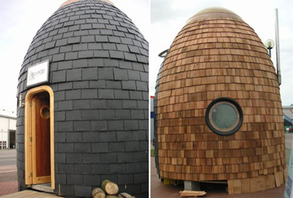 Best Eco Friendly Houses Made From Recycled Tires