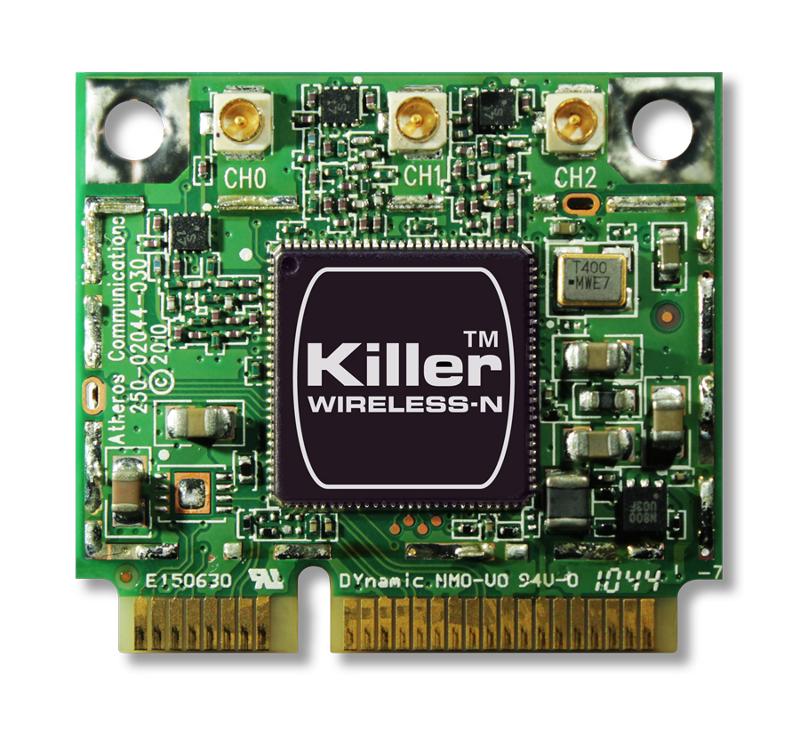 BigFoot Killer 1103 Network Windows 8 Driver