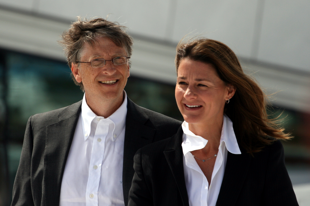 Bill Gates Kids Not Allowed To Use Apple Gadgets