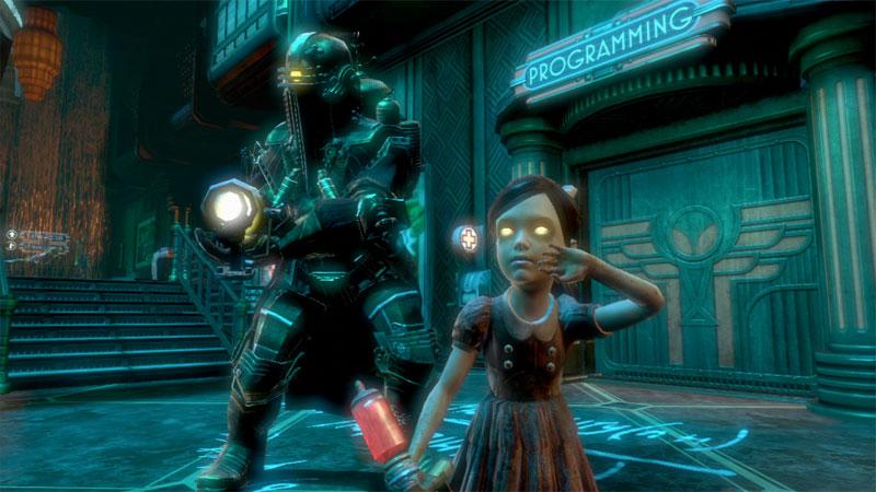 Bioshock 2 2k games patch manhunt game cheats playstation 2