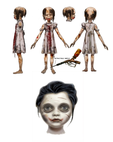 Bioshock Artbook Out Download Here