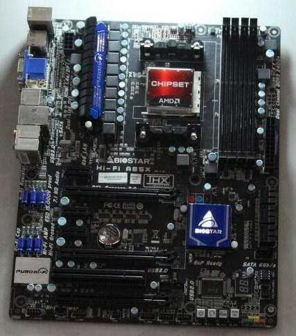 BIOSTAR HI-FI A85S DRIVER