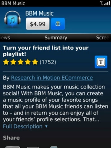 BlackBerry App World 3 1 0 58 Now Available, Brings