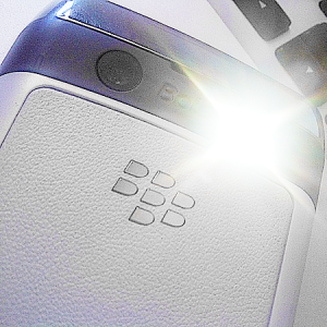 flashlight for bb 9320