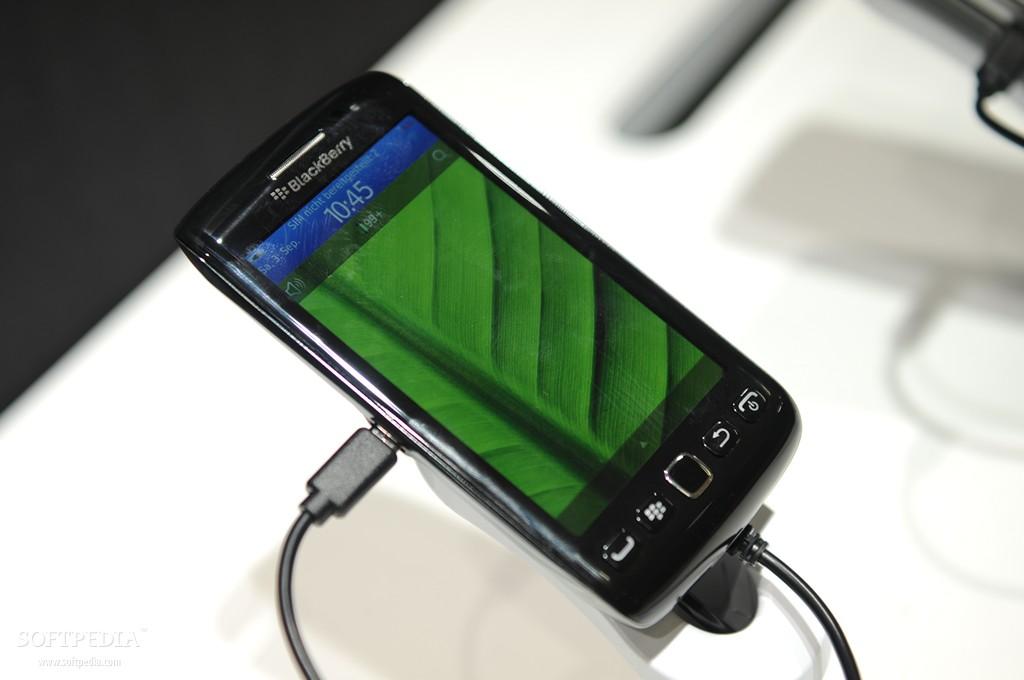 blackberry 9860 user manual