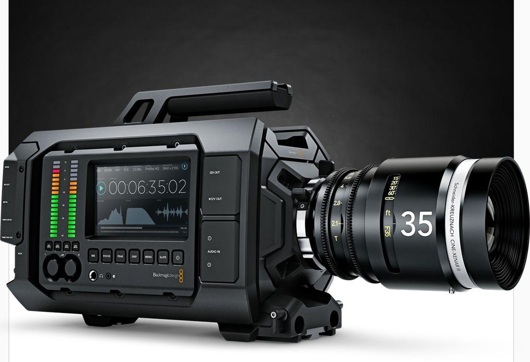 Blackmagic Design Outs Camera Firmware Update Utility 2 3
