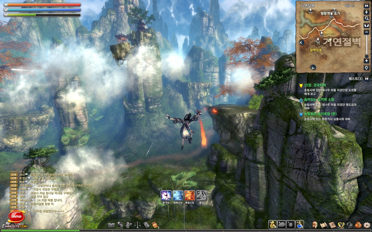 Blade & Soul Is Coming to the West This Winter