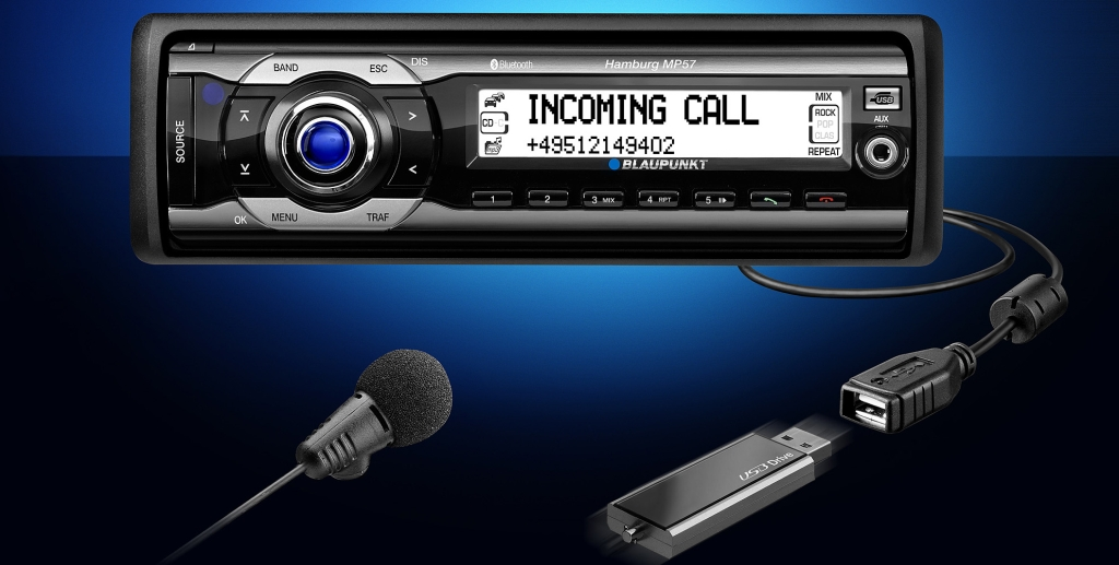 Blaupunkt Intros High-End Car Radios with USB Support for Mass ...