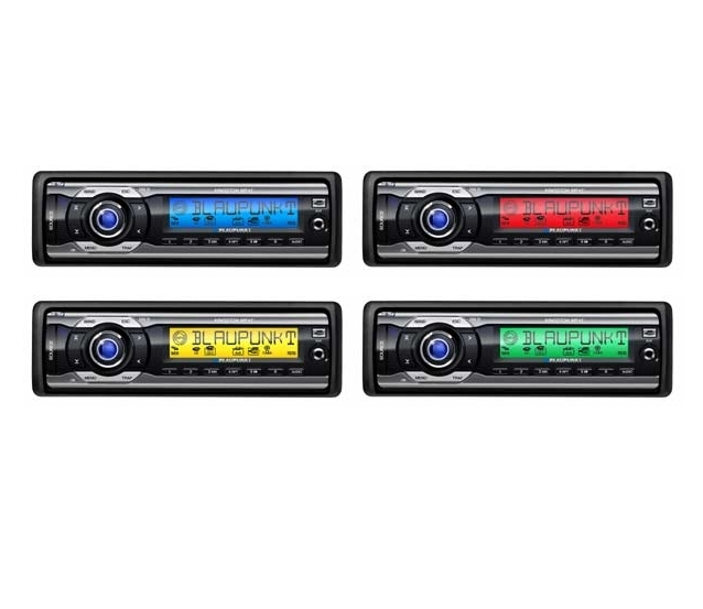 Blaupunkt Intros High-End Car Radios With USB Support For