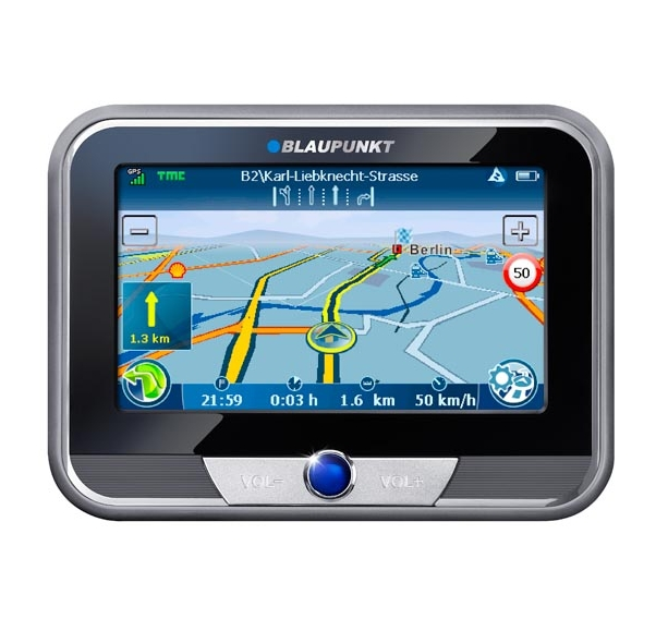 blaupunkt intros the travelpilot lucca 5 3 gps navigator. Black Bedroom Furniture Sets. Home Design Ideas