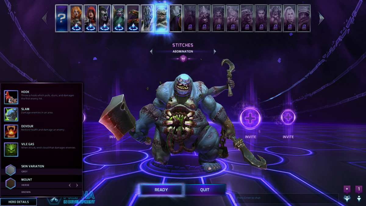 free to play heroes of the storm rotation