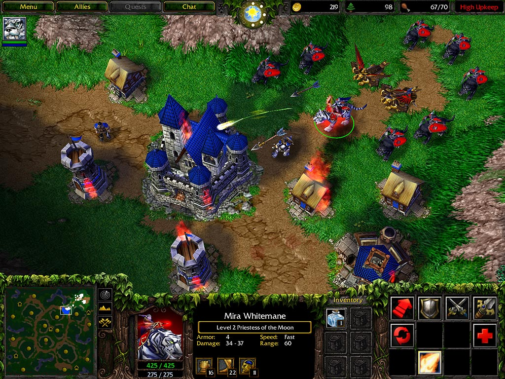 Blizzard Releases All Warcraft 3 Assets in Starcraft 2