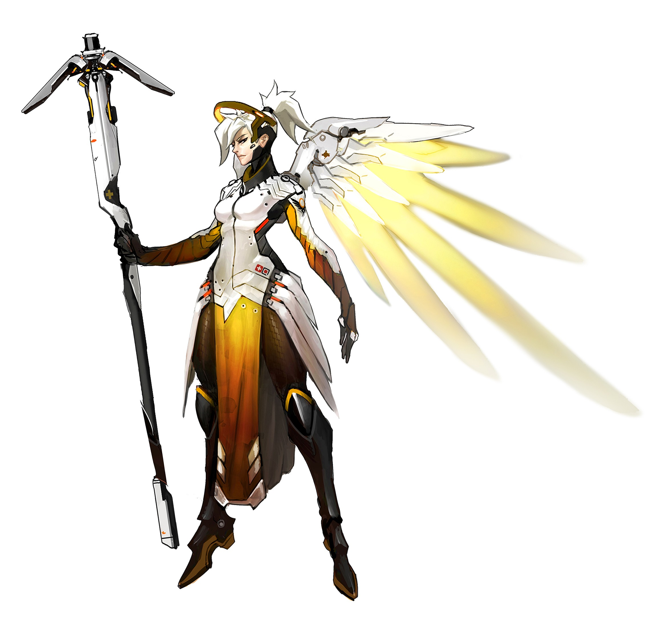 Blizzard\u0027s Overwatch Gets Official Artwork for All Included