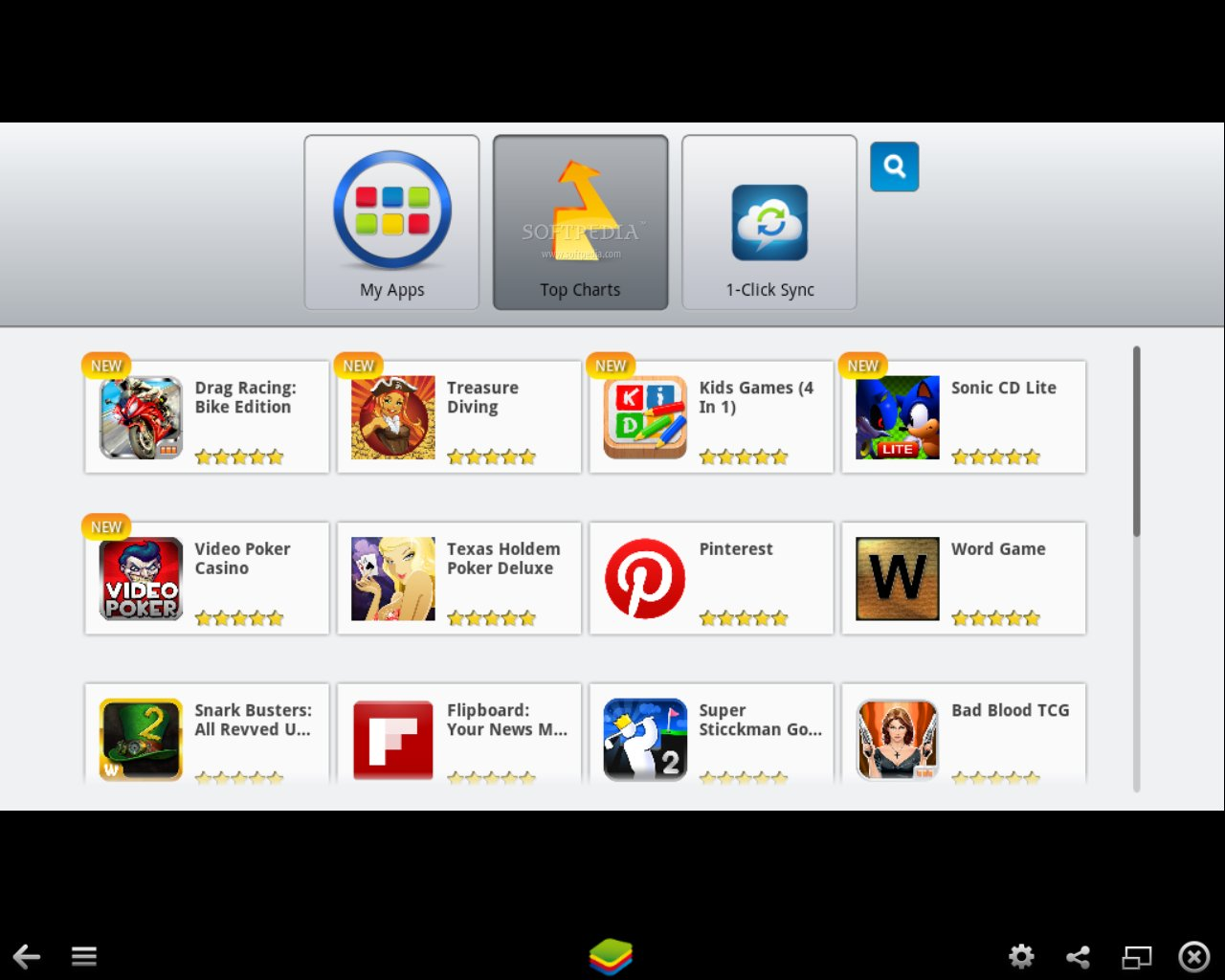 BlueStacks 0 8 9 3088 Beta Now Available for Download