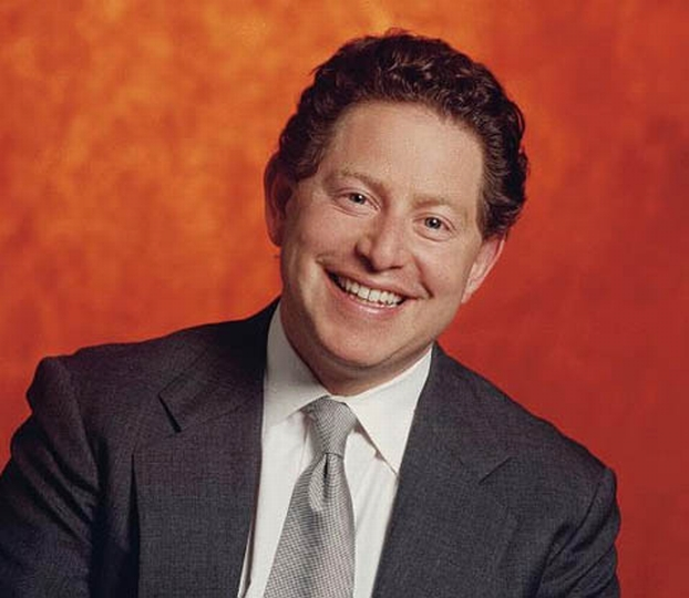 Bobby Kotick Likes Fear and Pessimism