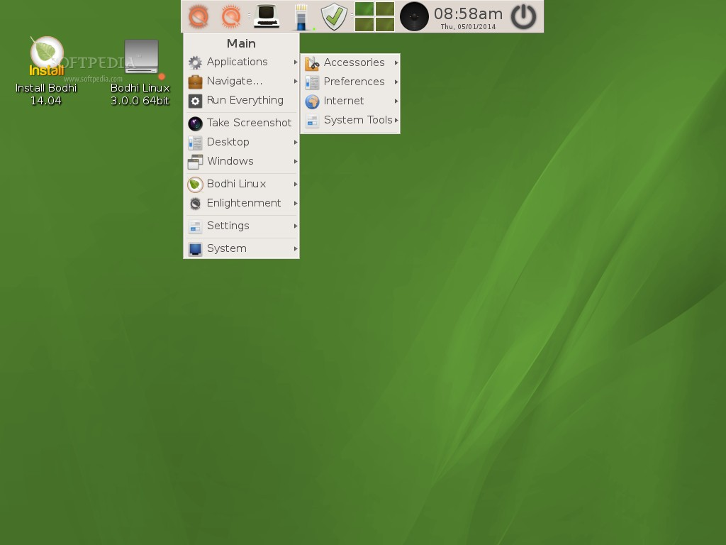 Bodhi Linux 3 0 0 Beta Is a Minimalistic OS with an