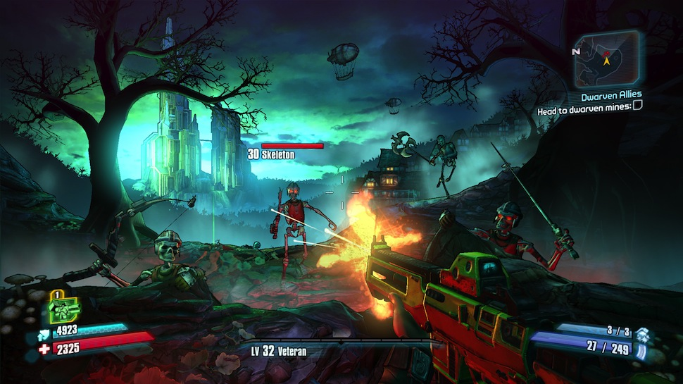 Borderlands 2 Update Out Now for PC and PS3, Soon on Xbox 360