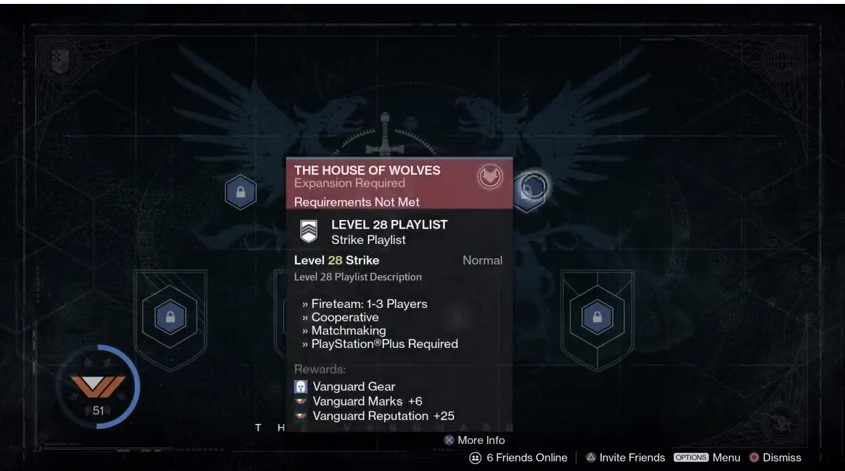 LAUREL: Destiny house of wolves no matchmaking