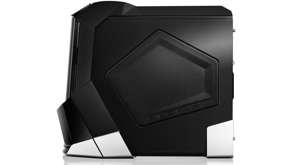 CES 2013: Lenovo Erazer X700, an Imposing Gaming Machine