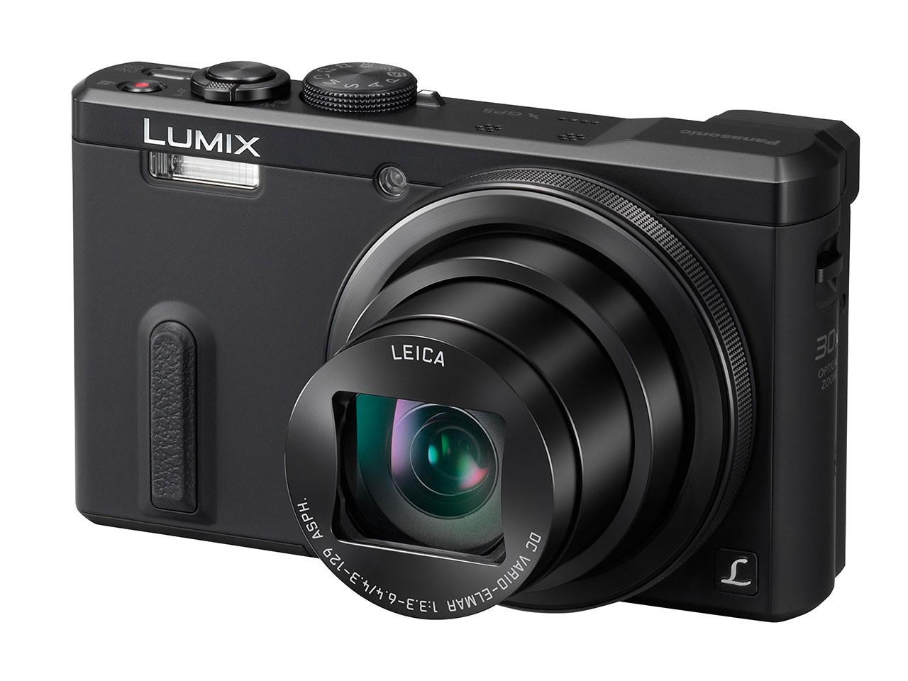 Panasonic's new lumix dmc-zs40 compact camera: 30x ultra zoom with.