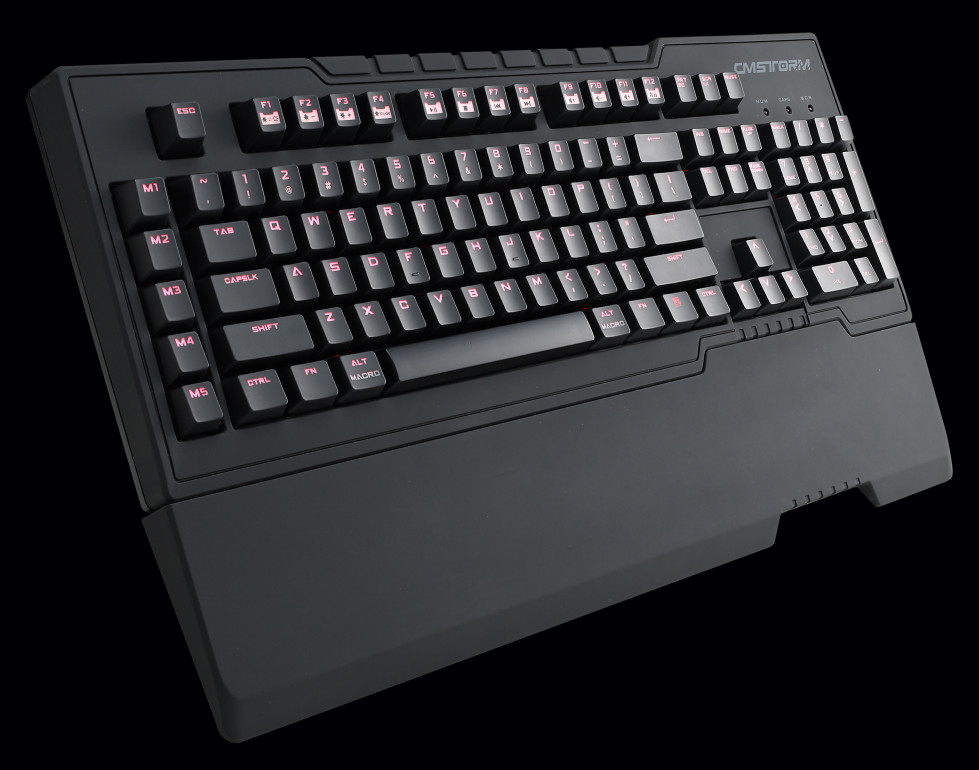 CM Storm Gaming Trigger-Z Keyboard Launched by Cooler Master