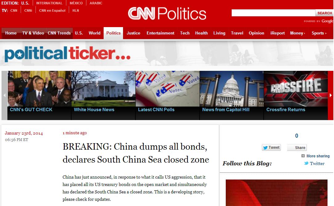 Tn lawmaker wants cnn, wapo labelled as fake news